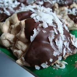 coconut macaroons german style photos