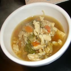 Chx Tortilla Soup