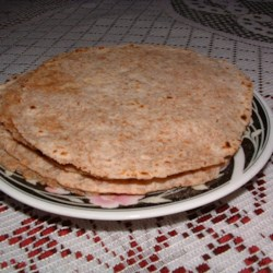 Mexican Whole Wheat Flour Tortillas Recipe