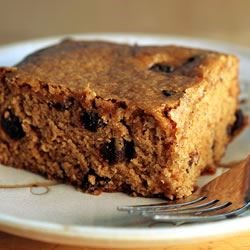 Boiled Raisin Cake I Recipe