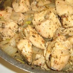 Photo of Chicken and Herbs in White Wine by LILSIS9644