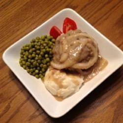 Family Beef Salisbury Steak Recipe