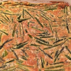 Asparagus Pie Recipe