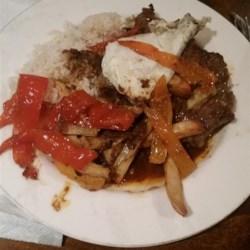Beefs Portuguese Style Recipe