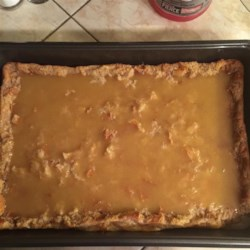 Bread Pudding with Praline Sauce Recipe
