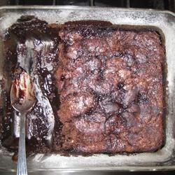 Hot Fudge Pudding Cake III