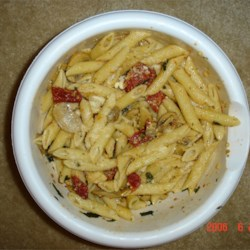 Garlic Penne Pasta Recipe