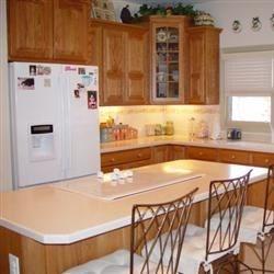 A shot of my kitchen