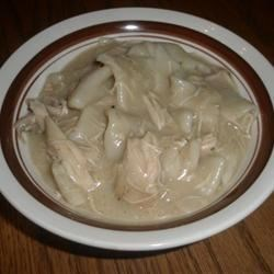 D' Best Chicken N' Dumplings