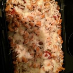 Beef Mac Casserole Recipe