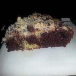 Marble Crumb Cake Recipe