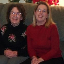 My mom and me 2006