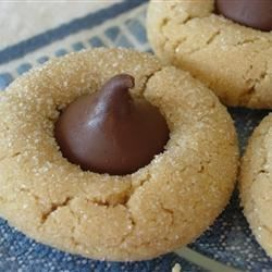 Peanut Blossoms II Recipe