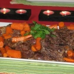 My Awesome Roast Beef Recipe