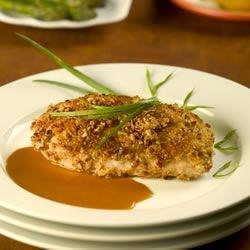 Bourbon Pecan Chicken Recipe