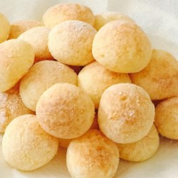 Brazilian recipes allrecipes brazilian cheese bread pao de queijo forumfinder Images