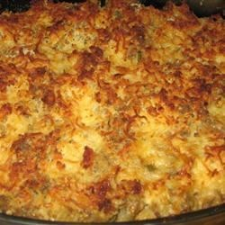 Photo of Eggplant Casserole by Marelyn  Baugher