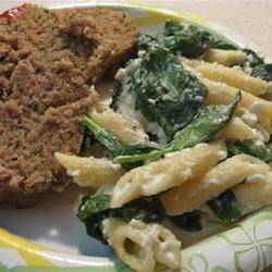 Spinach Casserole Recipe