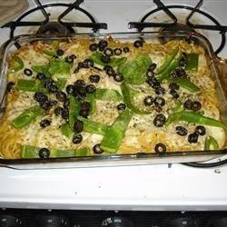 Baked Spaghetti III Recipe