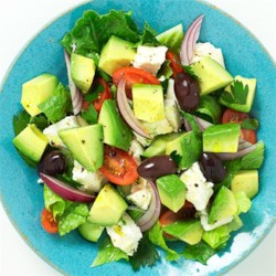 Greek Salad by Avocados From Mexico
