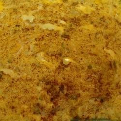Sus' Cat Scratch Attack Casserole Recipe