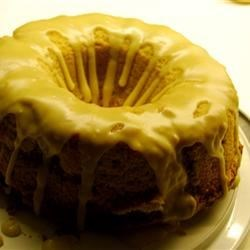 Glazed Lemon Supreme Pound Cake Recipe