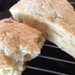 """Light as a Feather"" Scones Recipe"