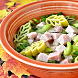 Leftover Ham And Noodles Recipe
