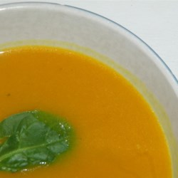 Fall Harvest Soup! Recipe