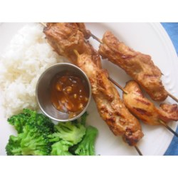 Indonesian Satay Recipe