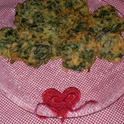 Spinach Pancakes Recipe