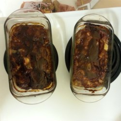 Barbecue Bacon Cheeseburger Meatloaf Recipe