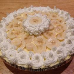 Banana Cream Pie Made Easy Recipe
