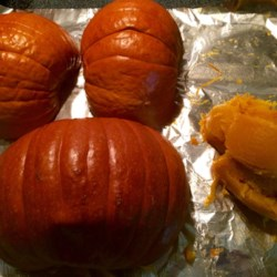 Cooked Pumpkin Recipe