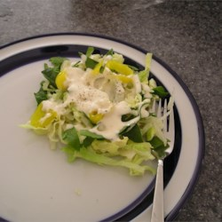 Easiest Salad Dressing Recipe