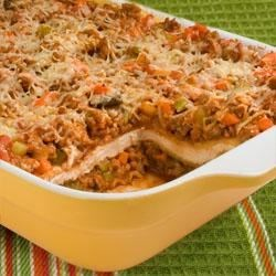 Photo of Linebacker Lasagna by Newman's Own®