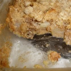 Grammie's No-Crust Apple Pie Recipe