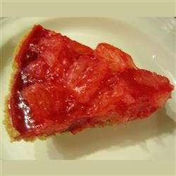 Sparkling Grapefruit Pie