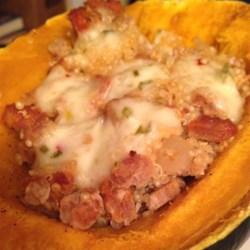 Stuffed Acorn Squash II Recipe
