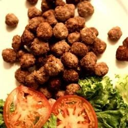 Photo of Margaret's Keftedes (Greek Meatballs) by Shandeen Gemanis