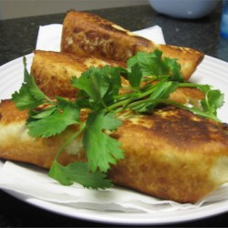 Chicken Chimichangas Recipe