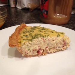 New Quiche Lorraine Recipe