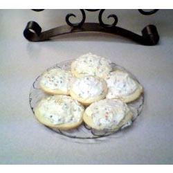 Sugar Cookies (w/ Icing)