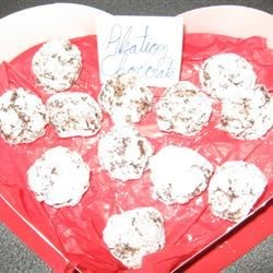 Alsatian Chocolate Balls Recipe