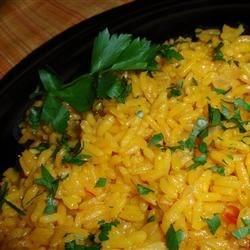 Photo of Saffron Rice by LLADRACH