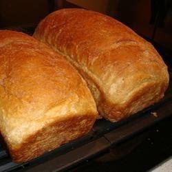 I baked a bread!