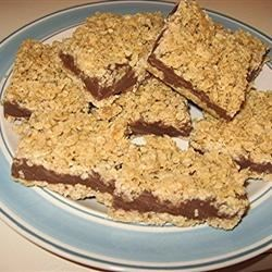 No Bake Chocolate Oat Bars made by Dakotaz