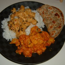 Four Seasons Chicken Curry Recipe