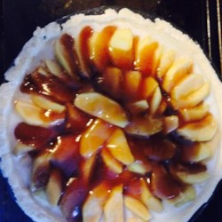 Hannah's Cream Cheese Caramel Apple Pie Recipe