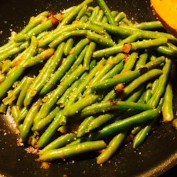 Yummiest Green Beans Ever Recipe